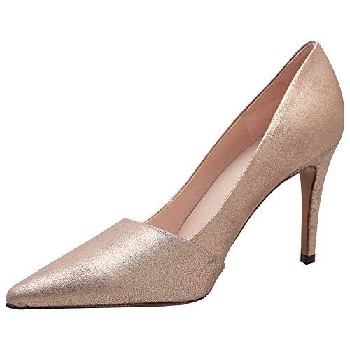 Dagmari Court High Peter Kaiser 2 Shoes Gold Heel Tone 5wgpqa