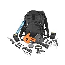 Lansky Sharpeners LTASK T.A.S.K. Tactical Apocalypse Survival Kit, Black by Lansky