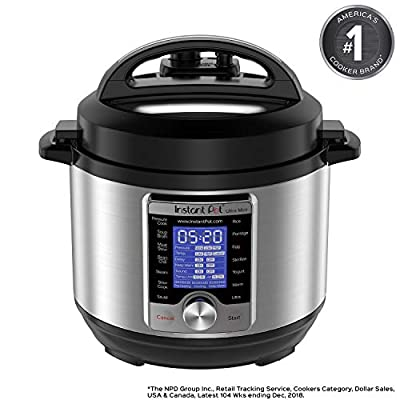 Instant Pot Ultra Multi- Use Programmable Pressure Cooker by Instant Pot