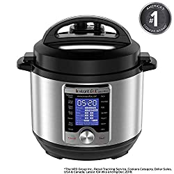 Instant Pot Ultra 10 In 1 Multi-Use Programmable Cooker is the next generation in kitchen appliances. Designed for the home chef looking for a greater Degree of customization and control for even greater precision cooking. The Ultra combines the func...