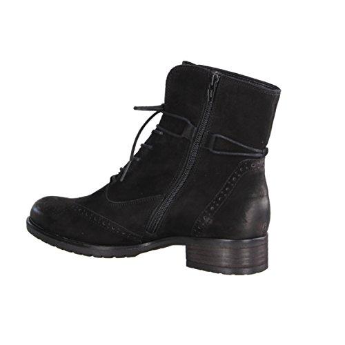 SALE - GABOR - Damen Stiefeletten - Schwarz Schuhe in Übergrößen