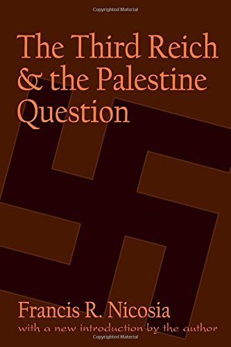 The Third Reich and the Palestine Question