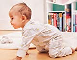 Owlivia Organic Cotton Baby Boy Girl Zip Up Sleep N