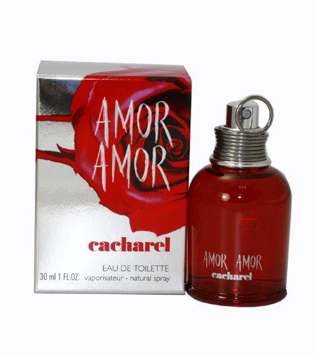 Cacharel Amor Eau De Toilette Spray, 1 Ounce ()