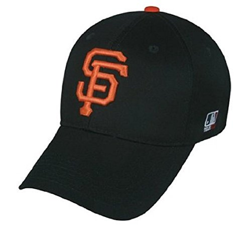 San Francisco Giants Team Ball (San Francisco Giants ADULT Adjustable Hat MLB Officially Licensed Major League Baseball Replica Ball Cap)