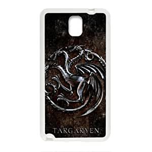 Targaryen Brand New And Custom Hard Case Cover Protector For Samsung Galaxy Note3 by icecream design