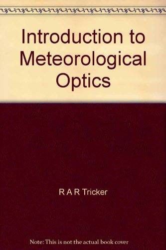 Introduction to meteorological optics