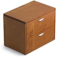 Offices To Go Two Drawer Lateral File Dimensions: 36W X 24D X 29H - Toffee