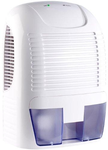 Sichler Haushaltsgeräte Effektiver Luftentfeuchter LFT-50.mini, max. 500 ml/Tag