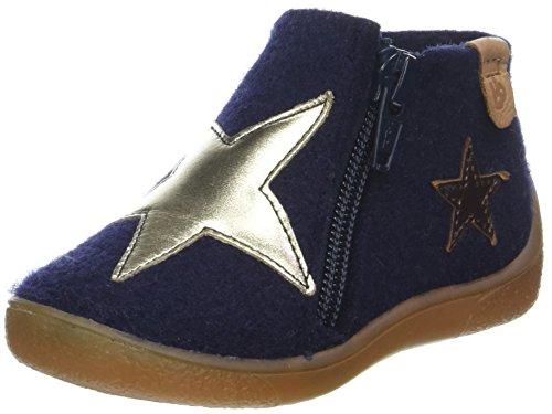 best sneakers a1991 98dea Niñas marine Babybotte De Bleu Por 356 Marilyn Botas Para Casa Estar HHqz0w