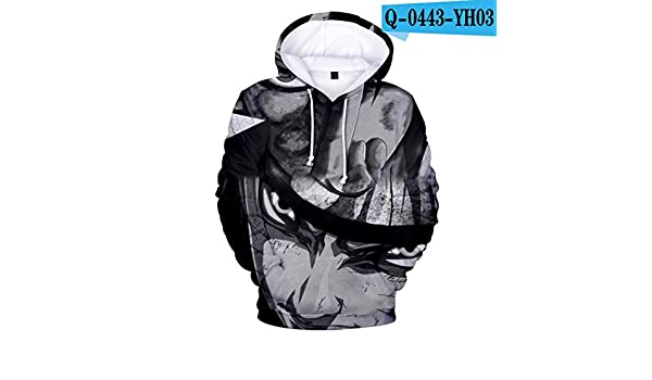 Amazon.com: WEEKEND SHOP Hoodie Naruto Hatake Kakashi 3D Hoodies Harajuku Naruto Men Hoodies Sweatshirt: Clothing