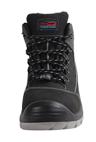 Zapatillas De Seguridad Composite Cf0904 Blackrock zSxF8waq