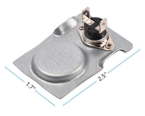 Magnetic Thermostat Switch For Fireplace Blower Fan Wood