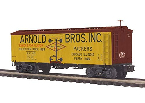MTH TRAINS; MIKES TRAIN HOUSE Arnold Brother's 36' Reefer