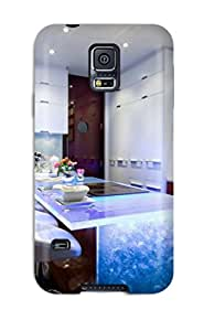 8364809K43990076 Modern Kitchen With White Elements Awesome High Quality Galaxy S5 Case Skin