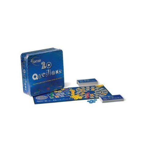 21st Century 20 Questions Board Game: Amazon.es: Juguetes y juegos