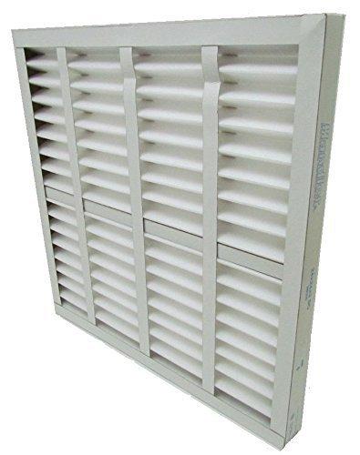 Std Cap.Pleated Filter, 20x25x2, MERV7