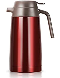 EVERTOP Thermos Jug, 1600ml Insulated Double Walled...