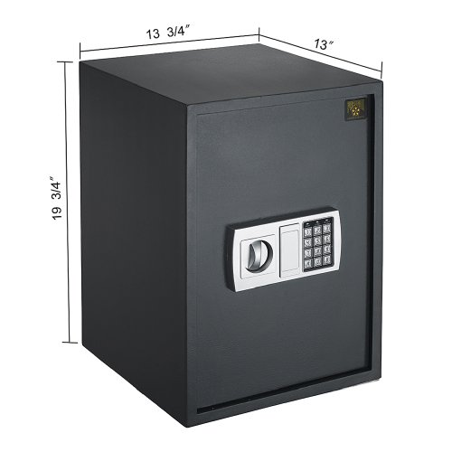 Paragon Deluxe Safe 7775 Lock and Safe 1.8 CF Large Electronic Digital Safe Gun Jewelry Home Secure by Paragon Lock and Safe (Image #2)