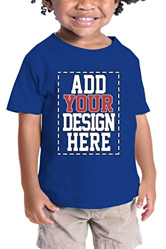 Custom Shirts for Toddlers - Design Your OWN Kids Shirt - Personalized Outfits for Babies ()
