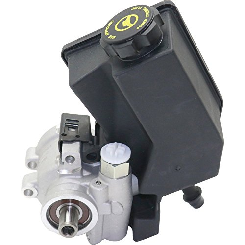 Power Steering Pump compatible with Jeep Grand Cherokee 01-04 Includes Reservoir