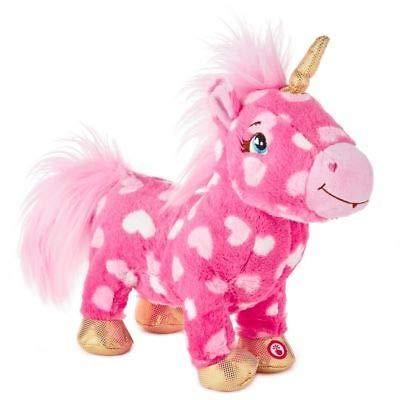 - Musical Dancing Unicorn Stuffed Animal With Motion, 11.5