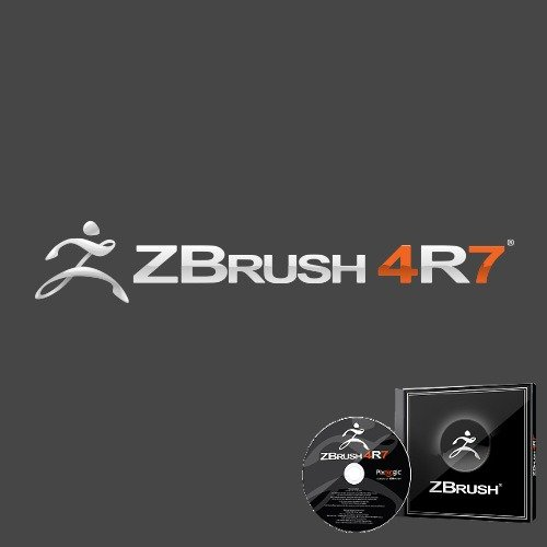 Price comparison product image Pixologic ZBrush 4R7 for Windows Single-user Commercial License