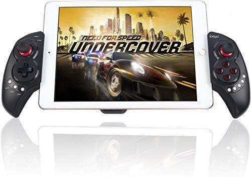CamKing ゲームパッド ワイヤレスコントローラ PG-9023 Wireless開閉式スタンド Android /タブレットに対応
