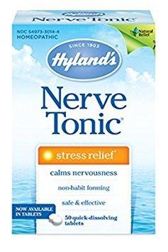 Nerve Tonic 500 Tablets - 9