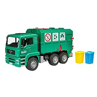 Bruder - MAN Garbage Truck - Pro Series