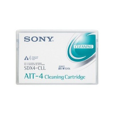 Sony AIT 4 Cleaning Tape AIT-4 Part # SDX4-CLL by Sony