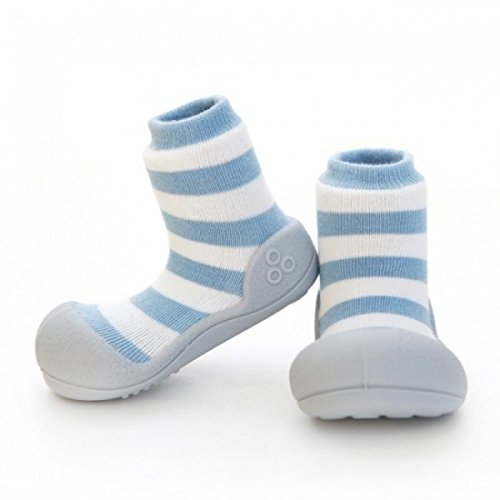 extra Spielraum f/ür freie Entfaltung des fr/ühkindlichen Greifreflexes Attipas Lauflernschuhe speziell auf die Bed/ürfnisse von Kleinkinder-F/ü/ßen abgestimmt