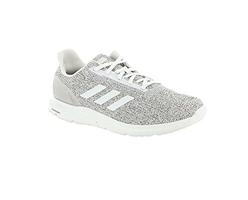 2 Running Shoe, Crystal White/White/Grey, 12 M US (Cosmic Crystal)