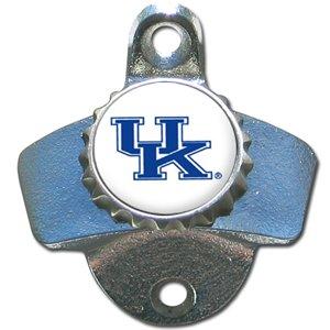 (Kentucky Wildcats Mountable Steel Bottle Opener)