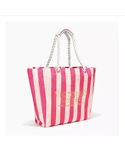 Victoria Secret , Borsa Messenger  rosa Rosa / bianco