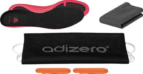 adidas - F50 Adizero Prime FG Mens Shoes Black/Electric, Size: 12.5 D(M) US Mens