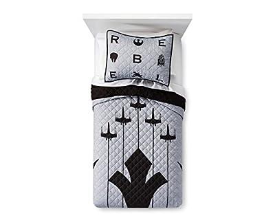 Star Wars Emblem Quilt Set (Twin)