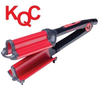 KQC Xtreme Deep Waver Tourmaline / Ceramic Hybrid Iron (40mm) KQCWAVER