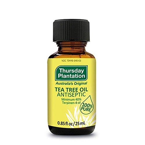 Thursday Plantation 100% Pure Tea Tree Oil - 50 ml,(Nature's Plus) - Natures Antiseptics