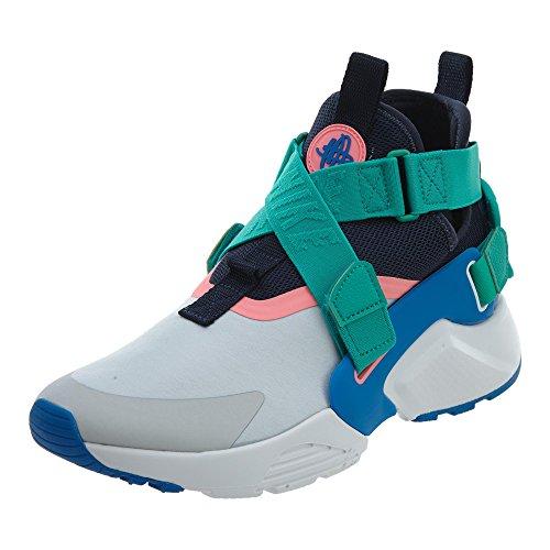 Nike Huarache City (GS) Pure Platinum / Blue Nebula 6 Y - Womens Zoom Nike Huarache
