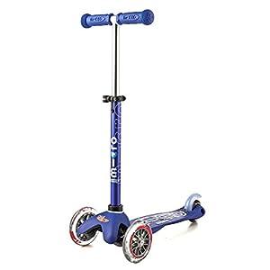Micro Mini Deluxe Kick Scooter (Blue)