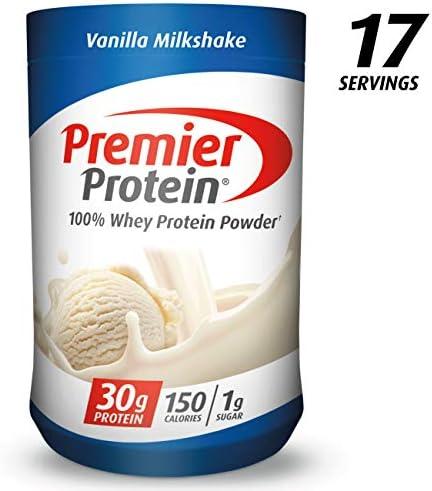 Premier Protein Whey Powder Vanilla product image