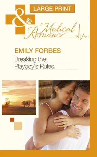 book cover of Breaking the Playboy\'s Rules