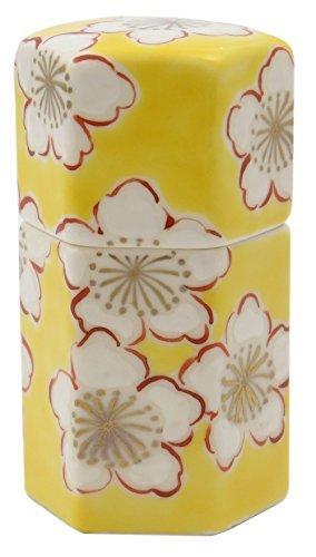 White Flower Kiyomizu Yaki Porcelain 1.6inch Toothpick holder by Watou.asia