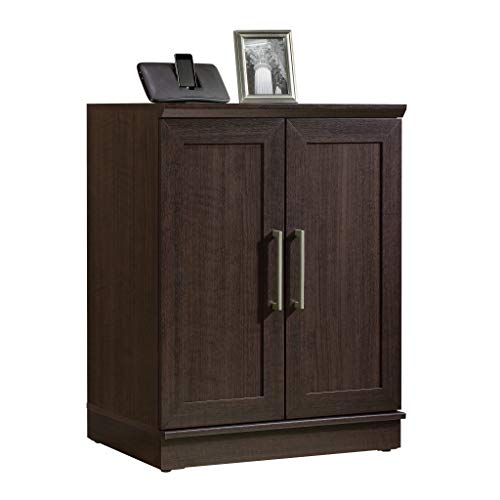 2 Door Storage Base Cabinet - Sauder 411591 Homeplus Base Cabinet, L: 29.61
