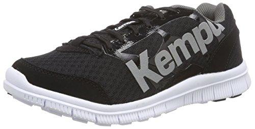 Kempa K-float Scarpe Da Pallamano Per Adulto Unisex Multicolore (nero / Anthra)