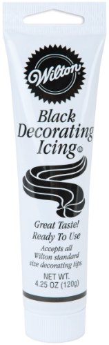Wilton Black Icing Tube (704-206)