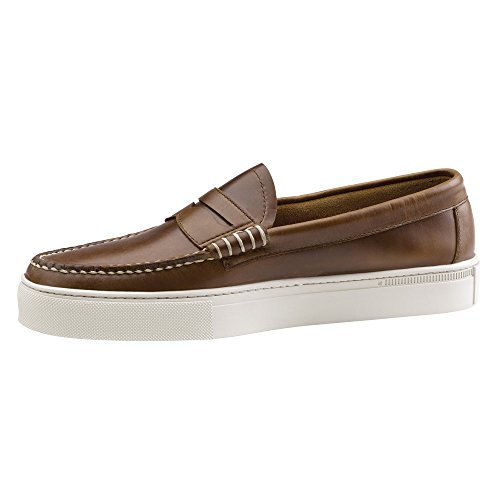 Gh Bass & Co. Mens Aidan Penny Loafer Saddle Tan