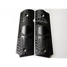 "1911 Pistol Grips .25"" Thickness - Honeycomb Punisher"