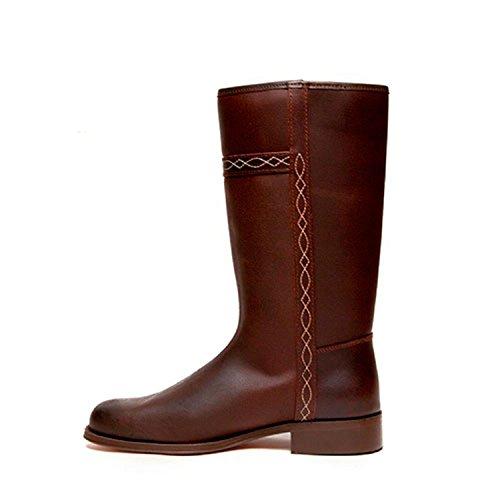 Veste classique chaussure Danka en brun
